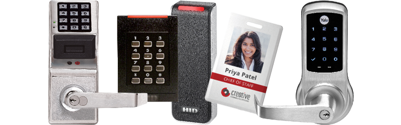 Electronic Access Control Devices